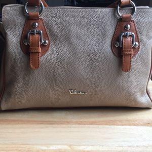 Valentina Beige Bag